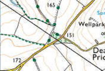 Verifying a High Point Using a Map Cambium LINKPlanner Online Help